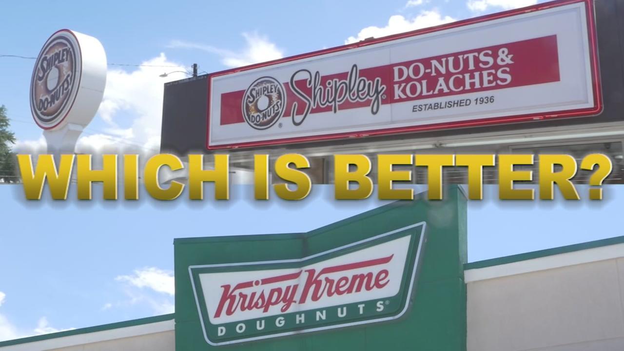 Shipley vs Krispy Kreme: Which is better?
