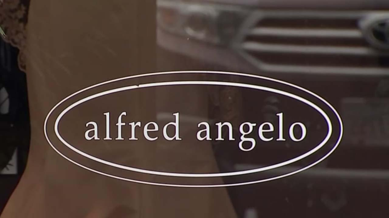 Bridal shop Alfred Angelo going out of business