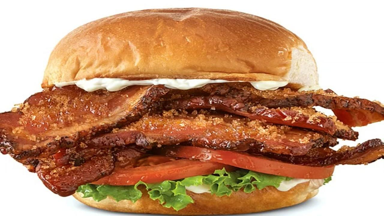 Arbys lays it on thick with sweet new bacon dreamwich
