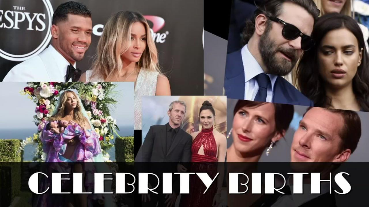 Celebrities whove had babies