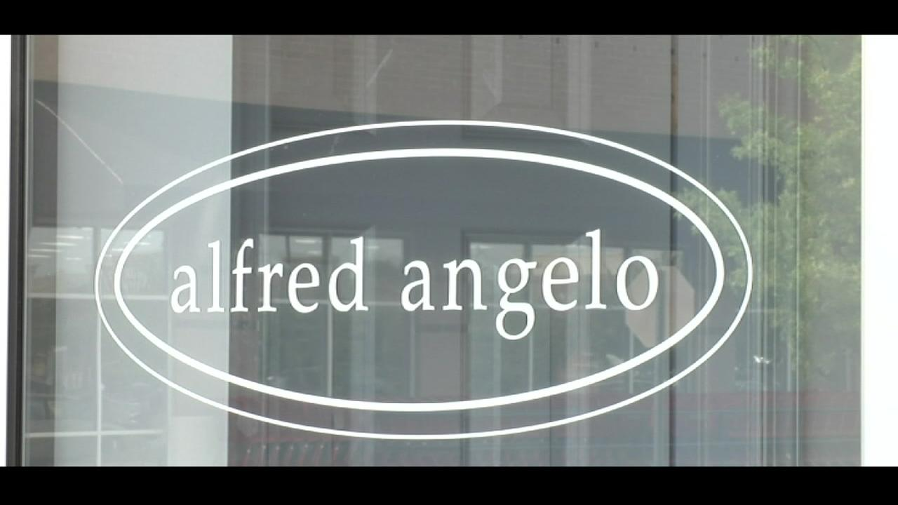 Brides-to-be out of luck when Alfred Angelo stores close