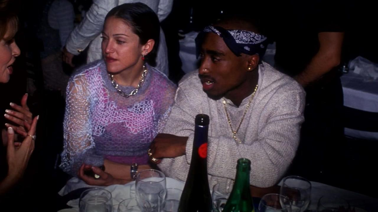 Madonna wins court order to stop sale of Tupac letter