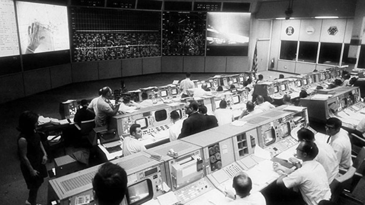 NASA needs your help to restore Mission Control