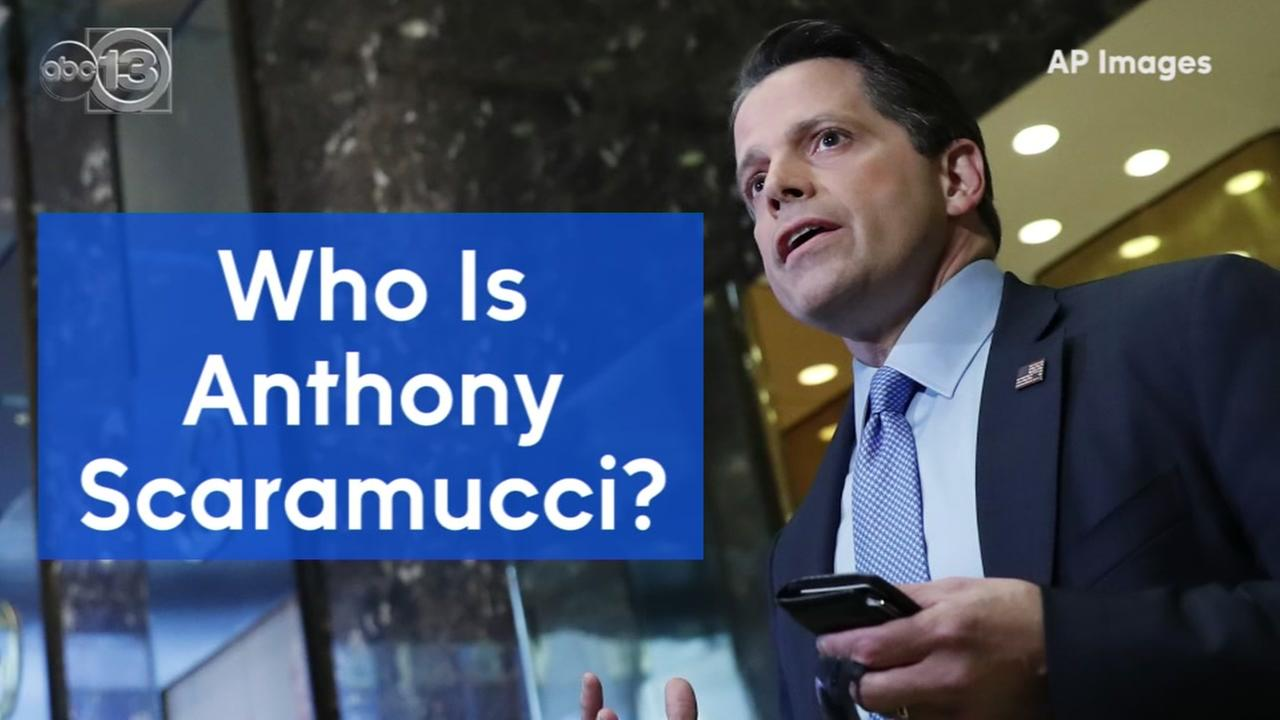 What to know about Anthony Scaramucci