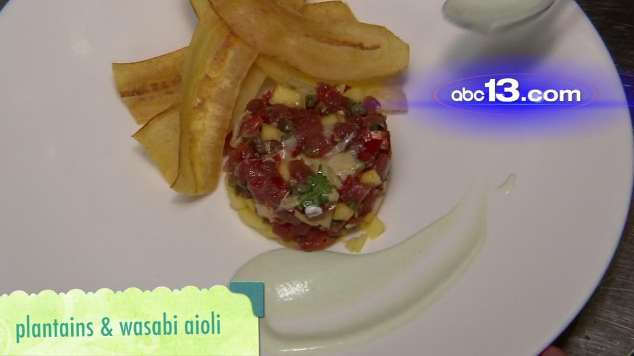 Lets Eat: Tuna tartare from 51fifteen