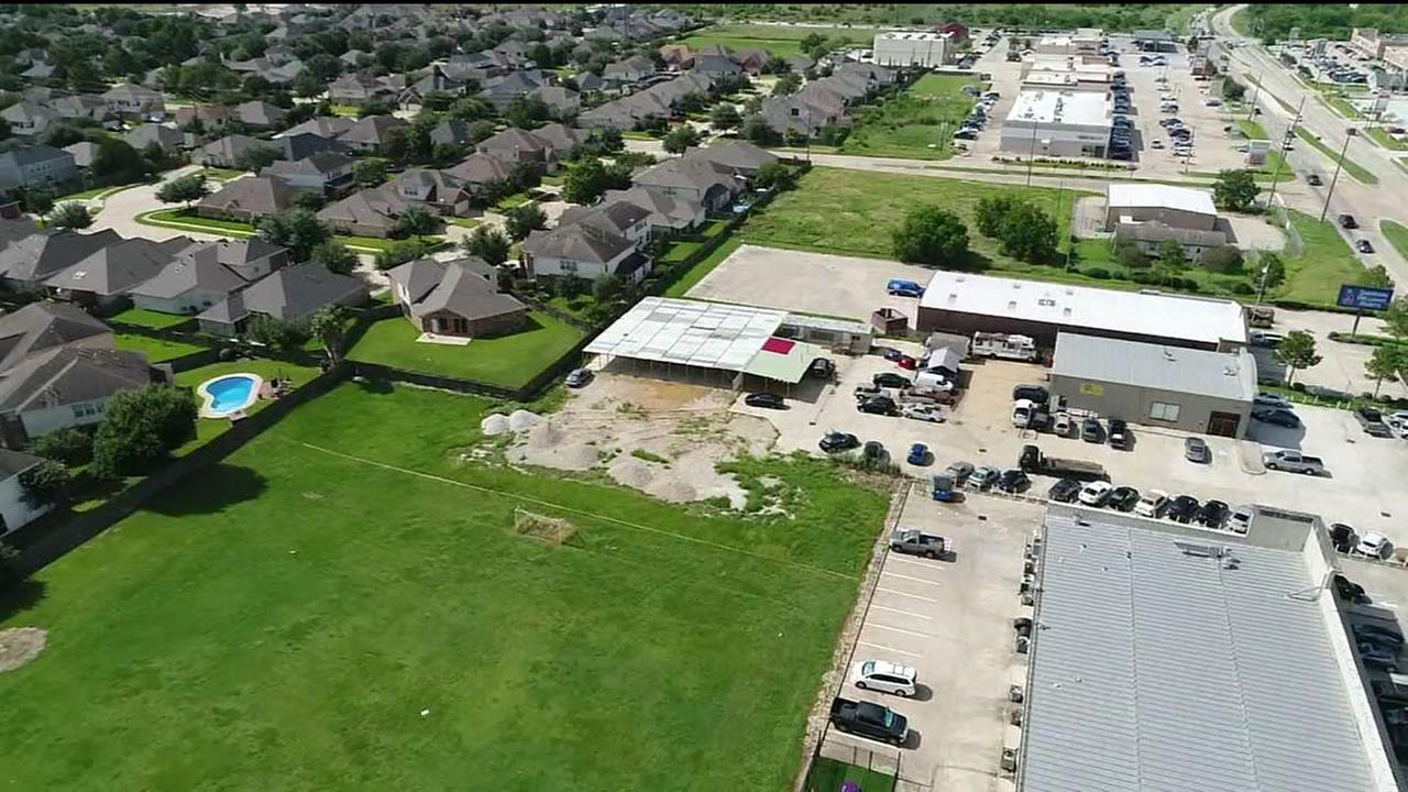 Katy residents not happy about new flea market