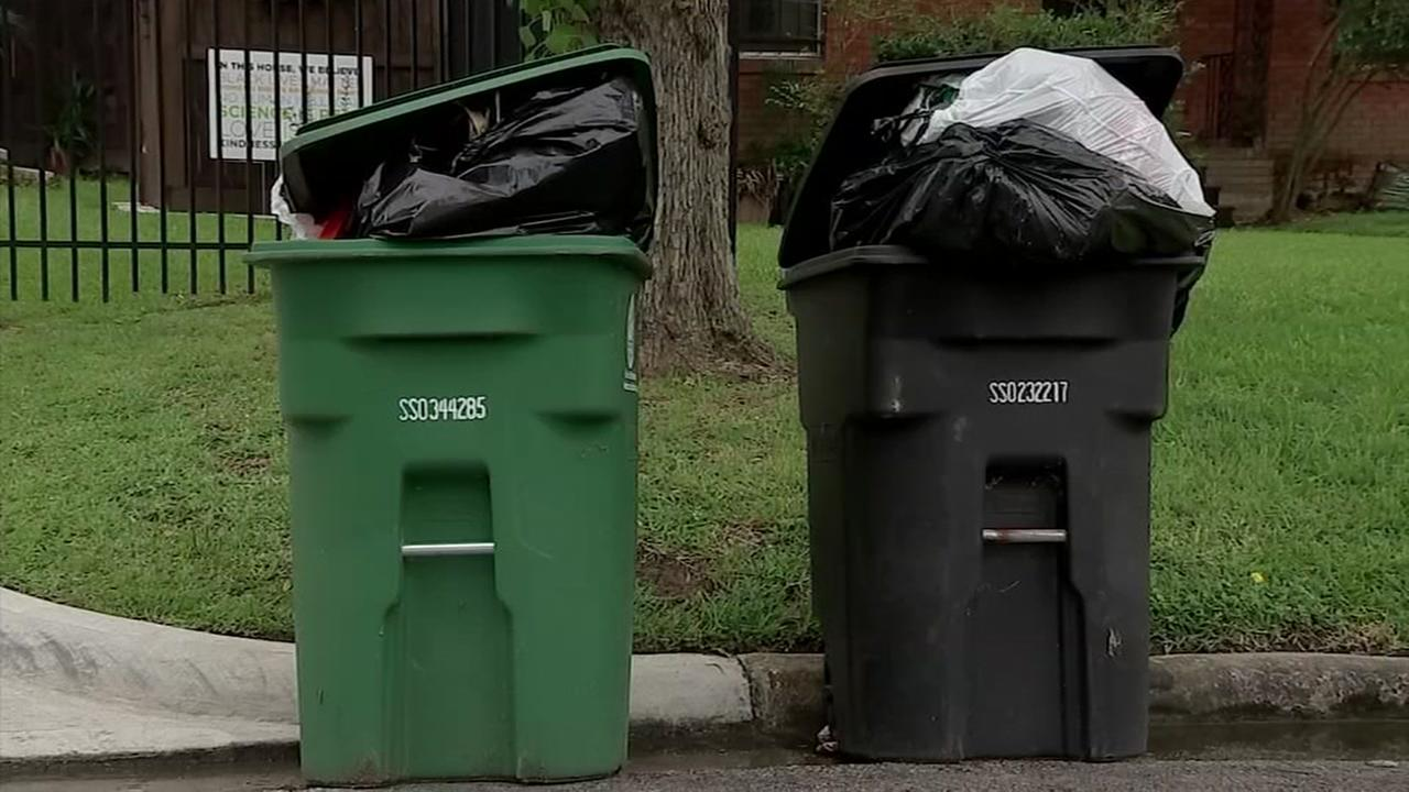 Recycling plan takes a step back