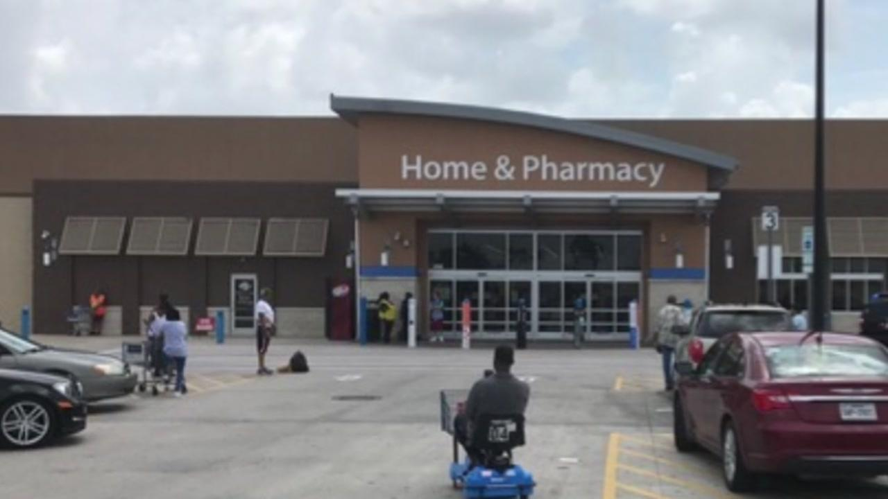 Walmart evacuated after reports of armed man in N. Houston