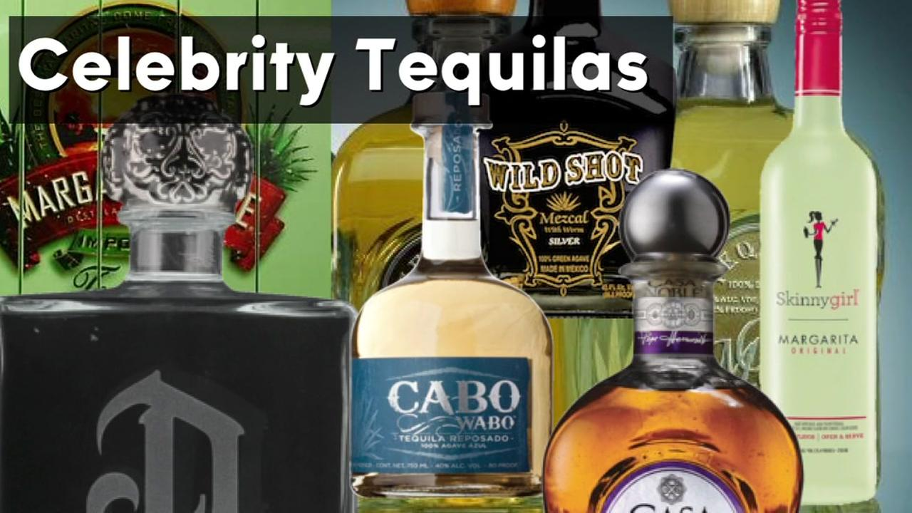 Celebrities and tequila go together like salt and lime. Check out the celebrities who got into the tequila business