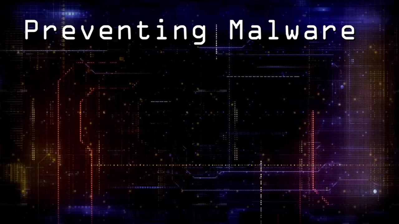 Tips for protecting your computer from malware