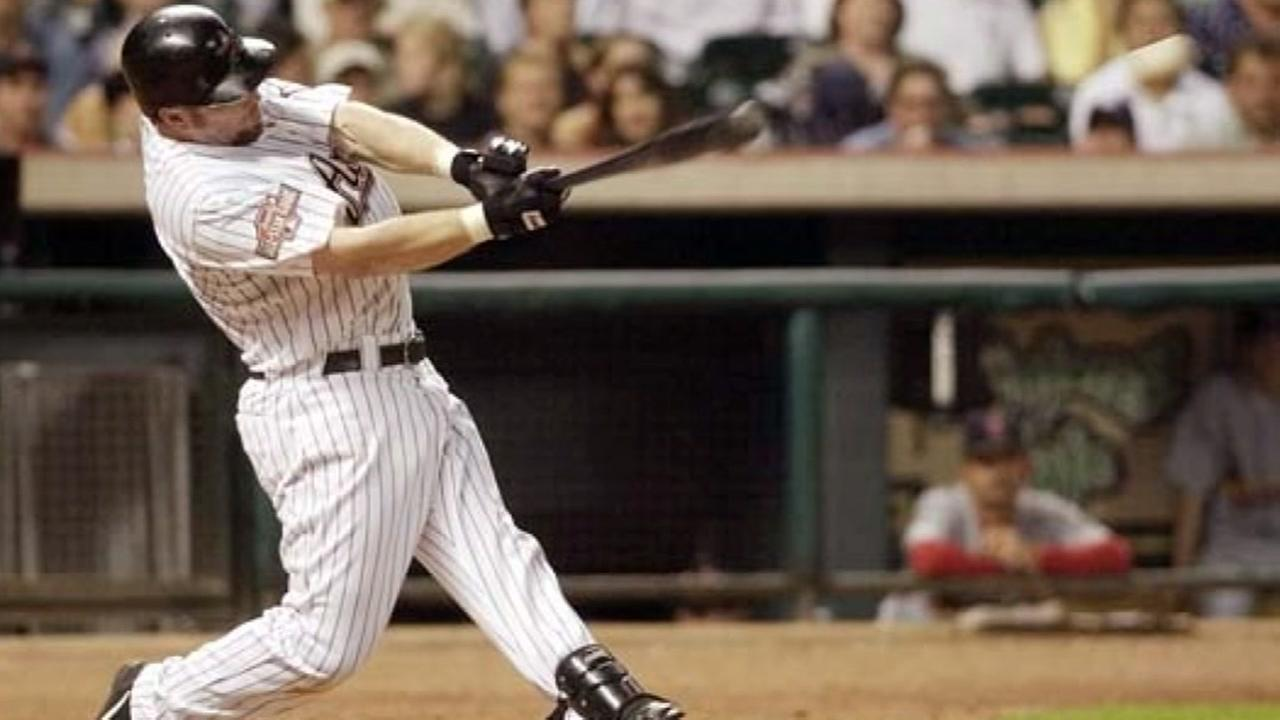Jeff Bagwell to be inducted into the Hall of Fame this week
