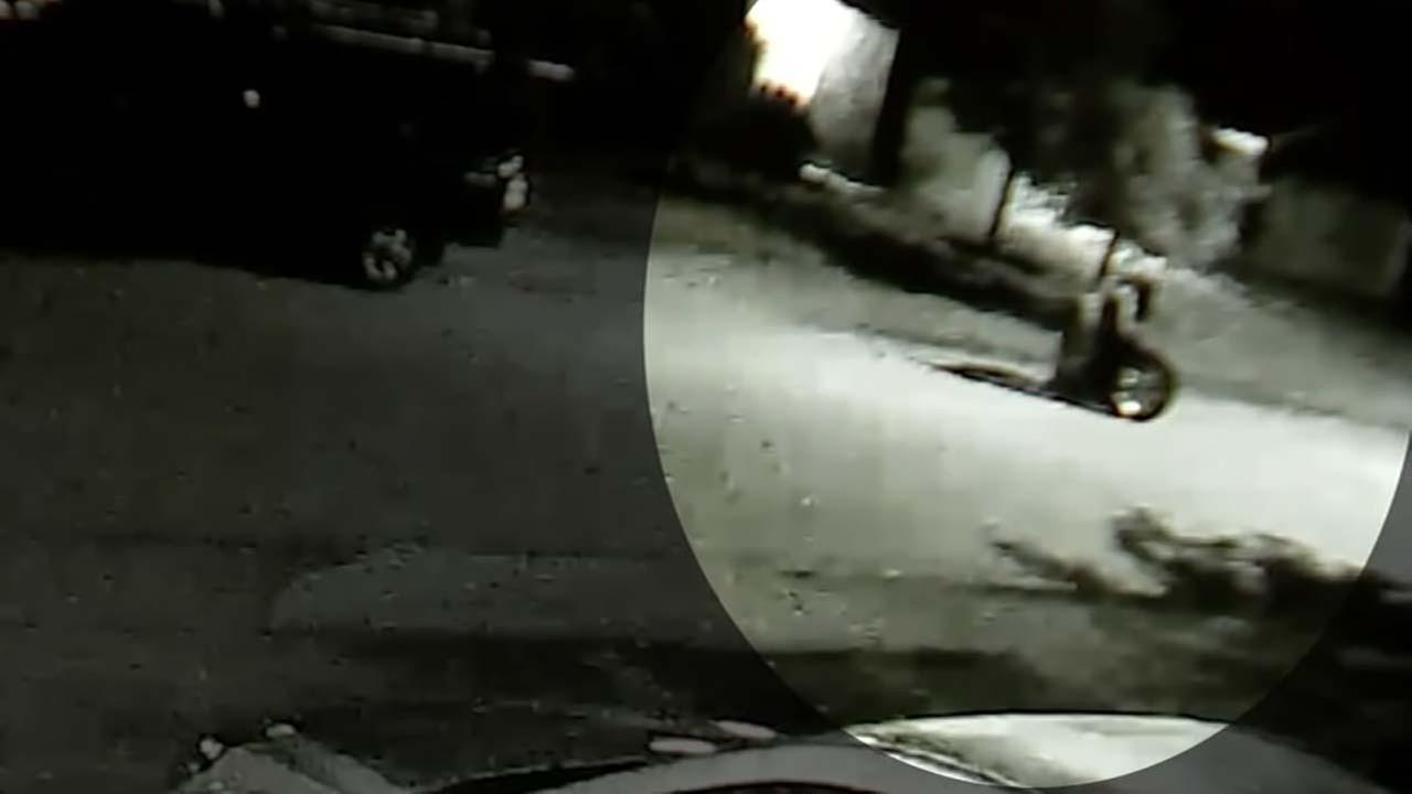 Thieves caught on video stealing tires in Cypress neighborhood