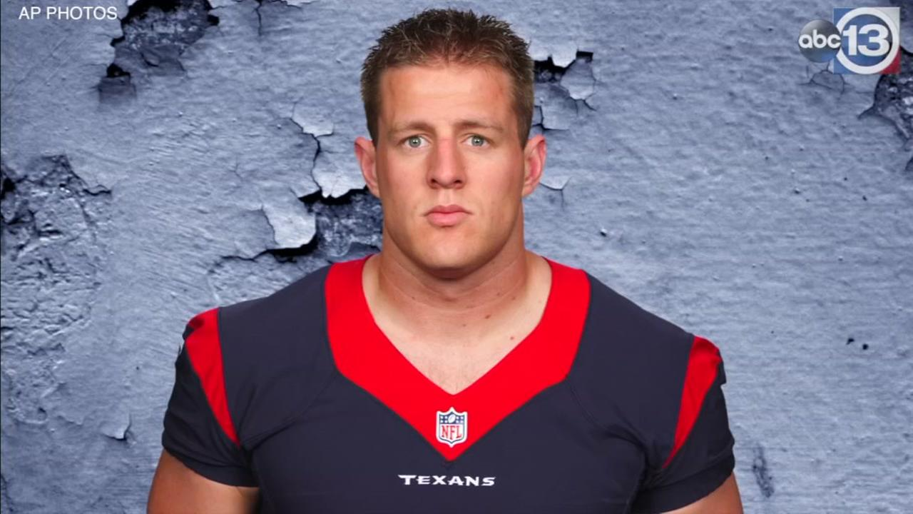 Top five things you didnt know about JJ Watt