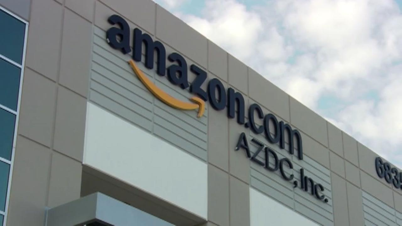 Amazon goes on hiring spree, filling 50,000 positions