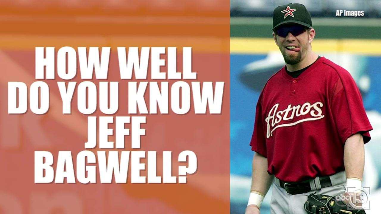 How well do you know Jeff Bagwell?