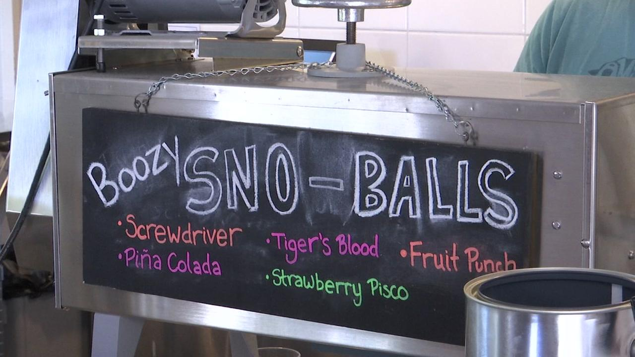 East End Hardware store transforms into bar with boozy snowballs