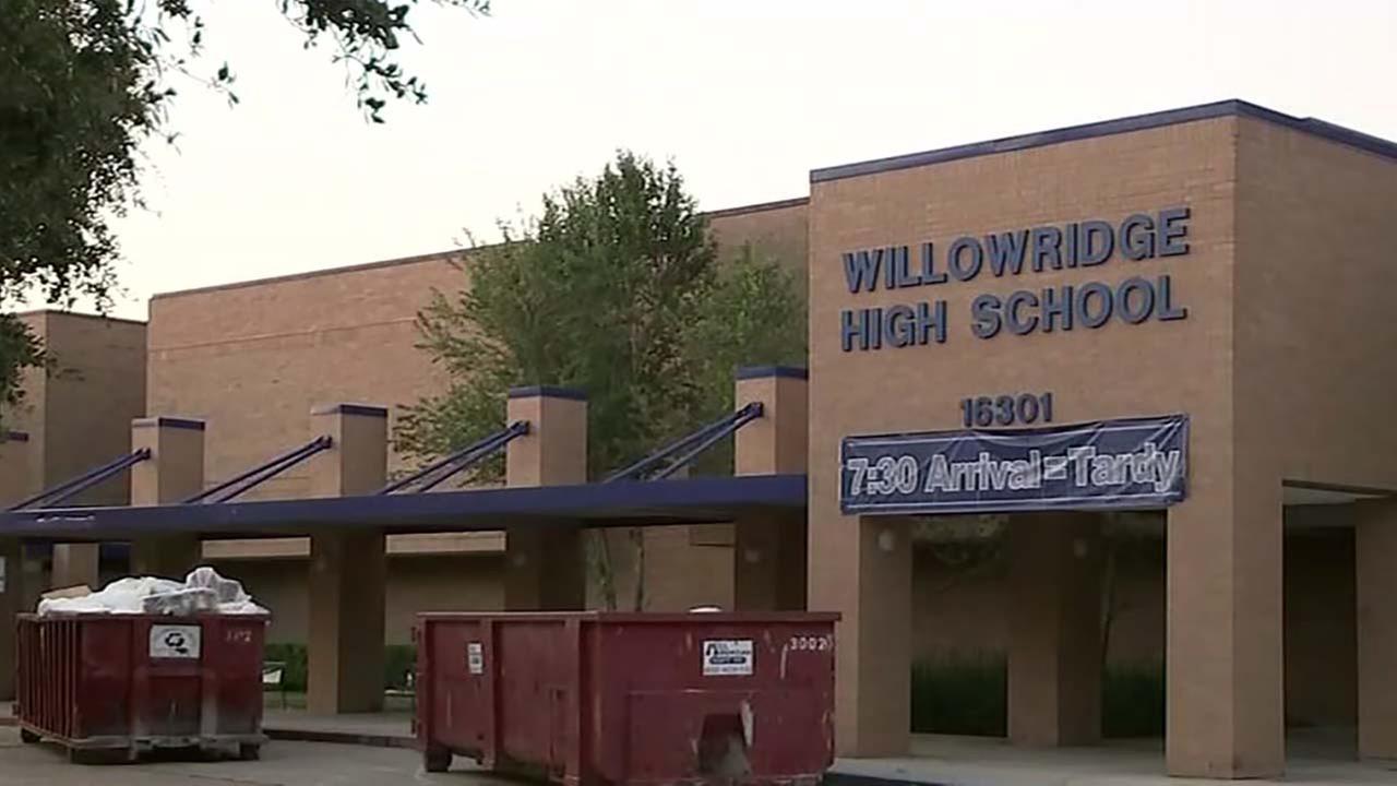 Teachers desperate for help after black mold ruined school supplies