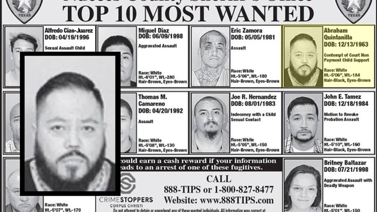 Selenas brother among Texas countys most wanted