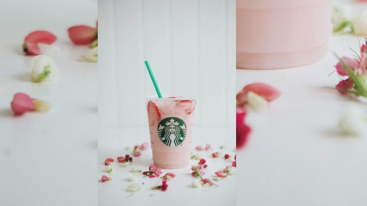 Nursing moms swear Starbucks pink drink boosts breast milk supply.