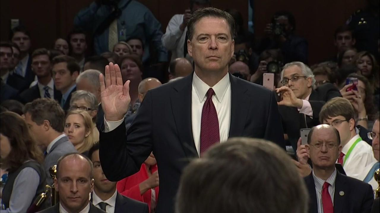 James Comey inks book deal