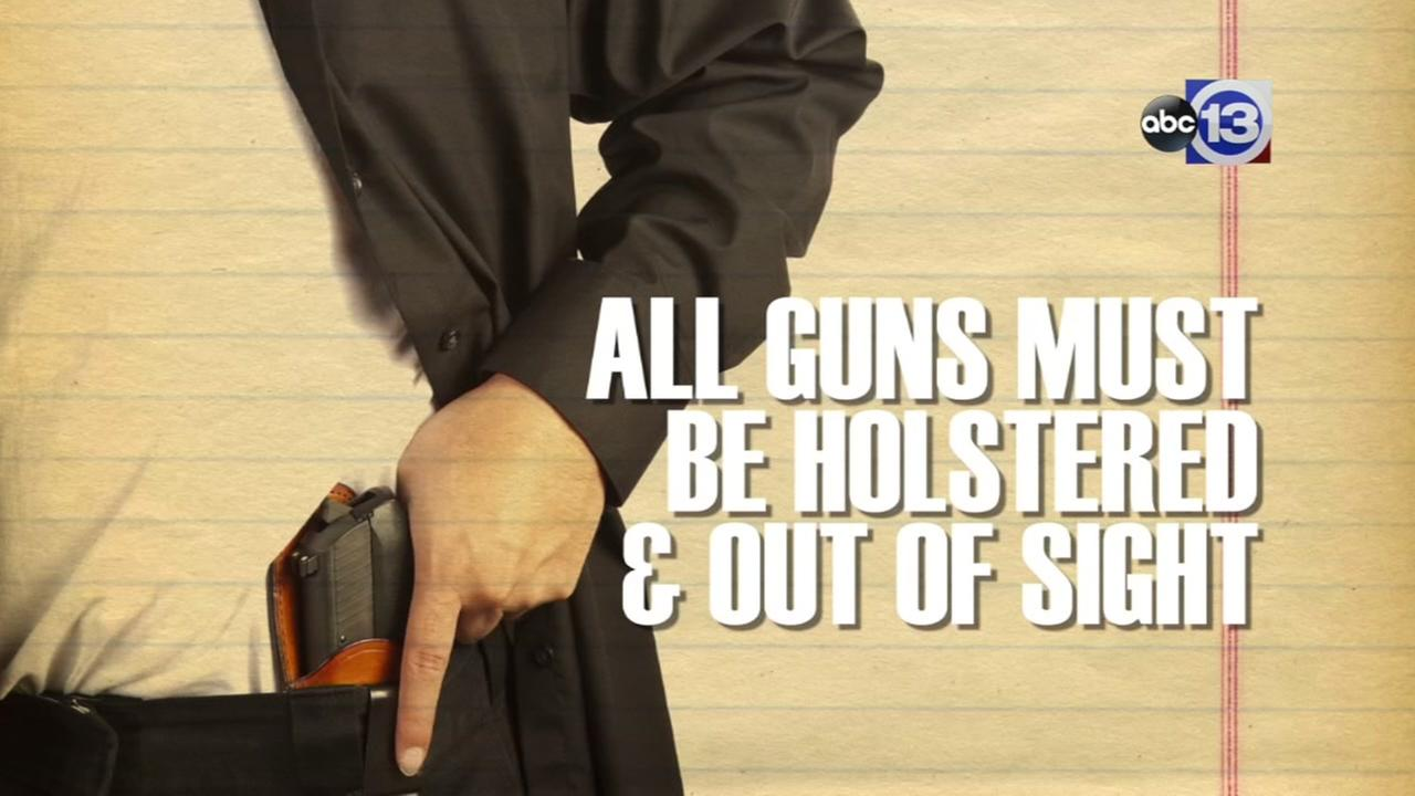 6 campus carry facts you need to know