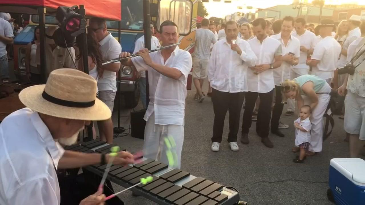 What to expect at White Linen Night in the Heights