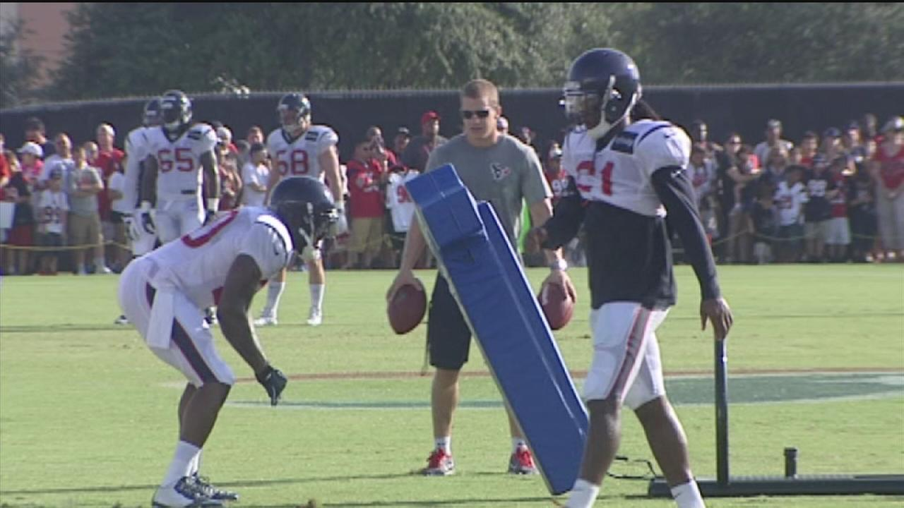Texans coach Bill OBrien on Day 4