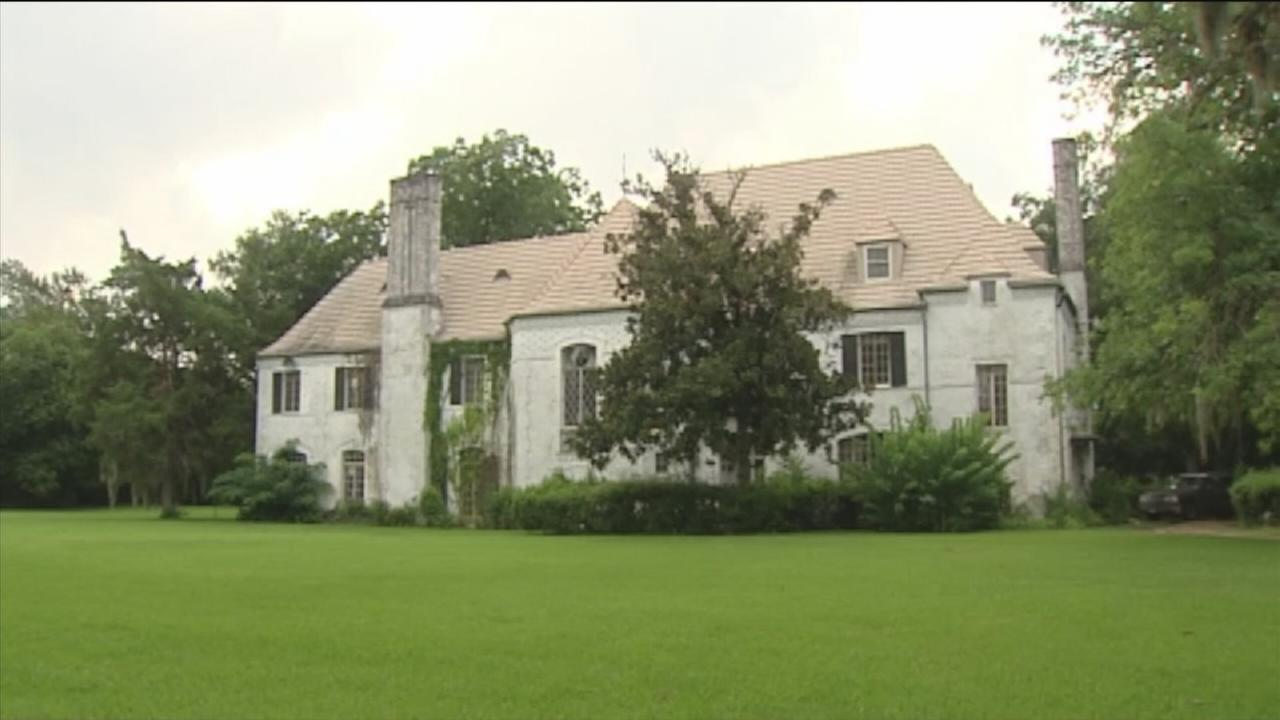 Historic Houston mansions future in limbo