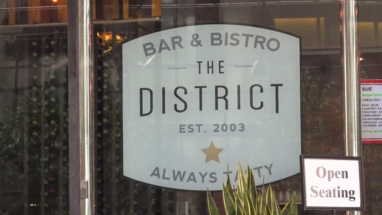 Houston Restaurant Weeks featuring The District