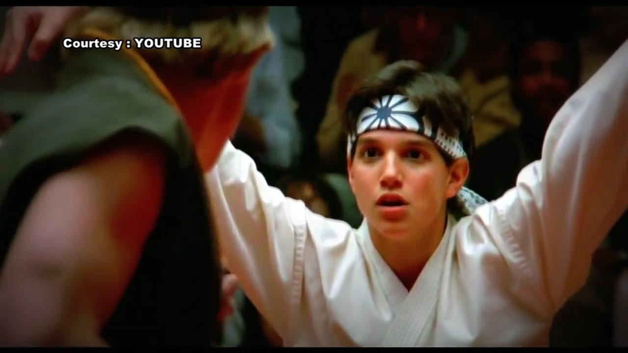 Karate Kid sequel coming to YouTube