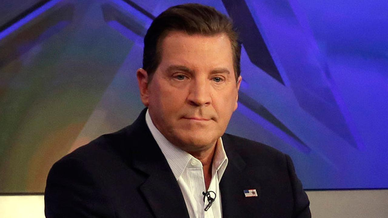 FILE - In this July 22, 2015 file photo, co-host Eric Bolling appears on The Five television program, on the Fox News Channel, in New York.
