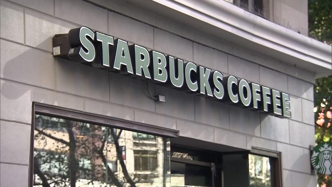 Starbucks bogus immigration discount day ad
