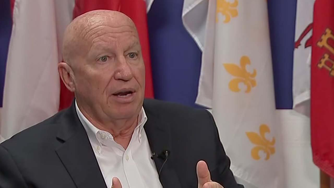 Rep. Kevin Brady working on new way to file taxes