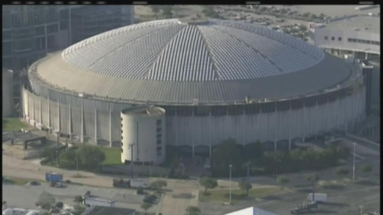 Future of the Astrodome remains up in the air