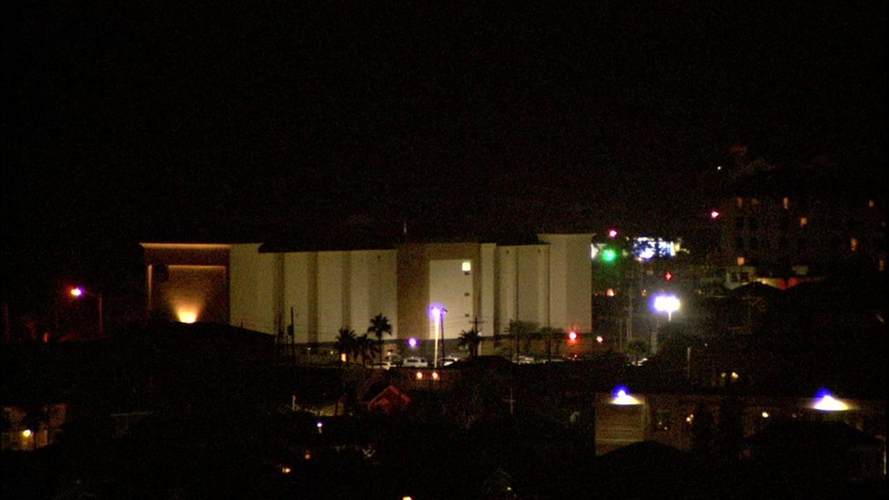 Power outage shuts down Pleasure Pier in Galveston