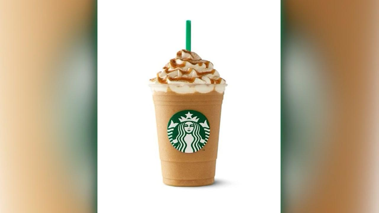 Starbucks offering horchata frappuccino