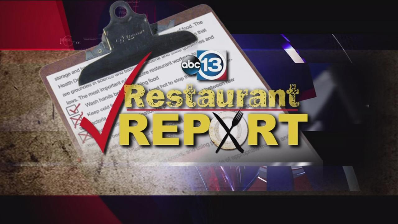 Houston Restaurant Report as of July 30