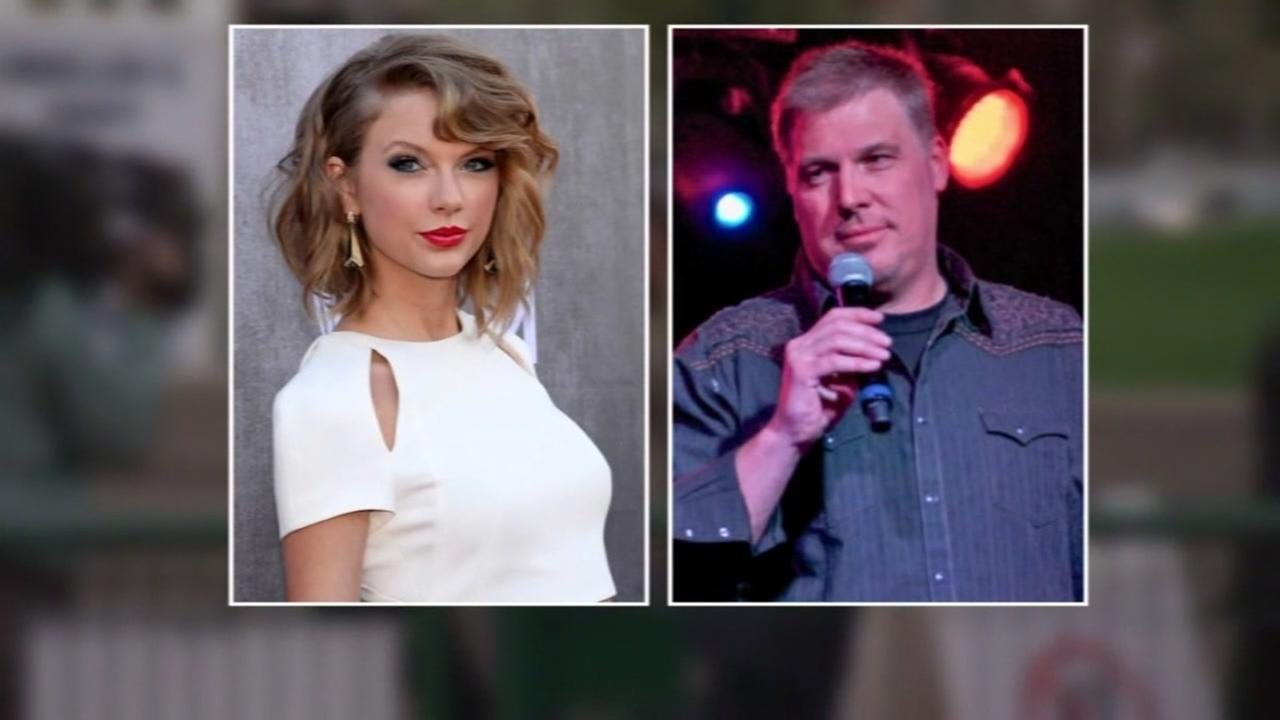 Embattled DJ denies touching Taylor Swift inappropriately