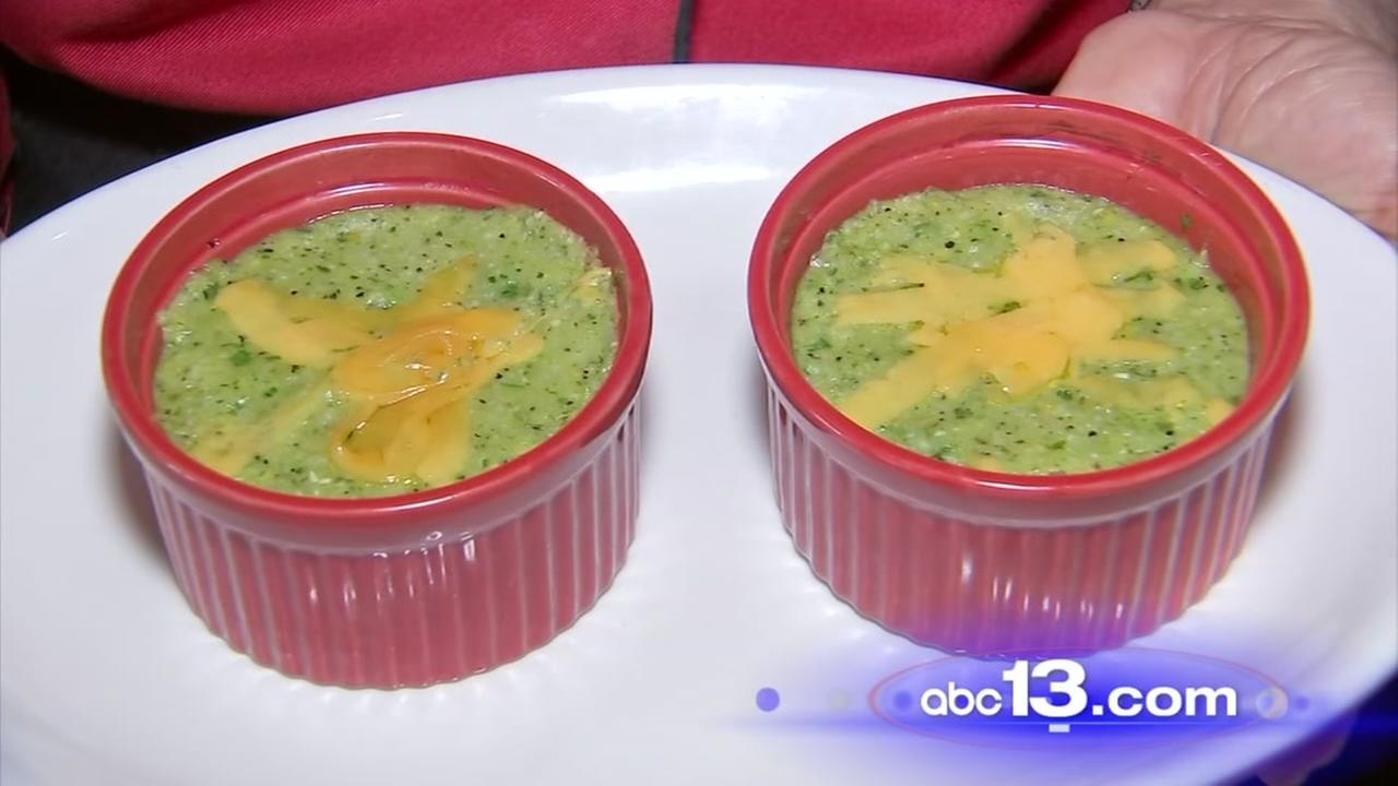 Lets Eat: Sylvias poblano grits