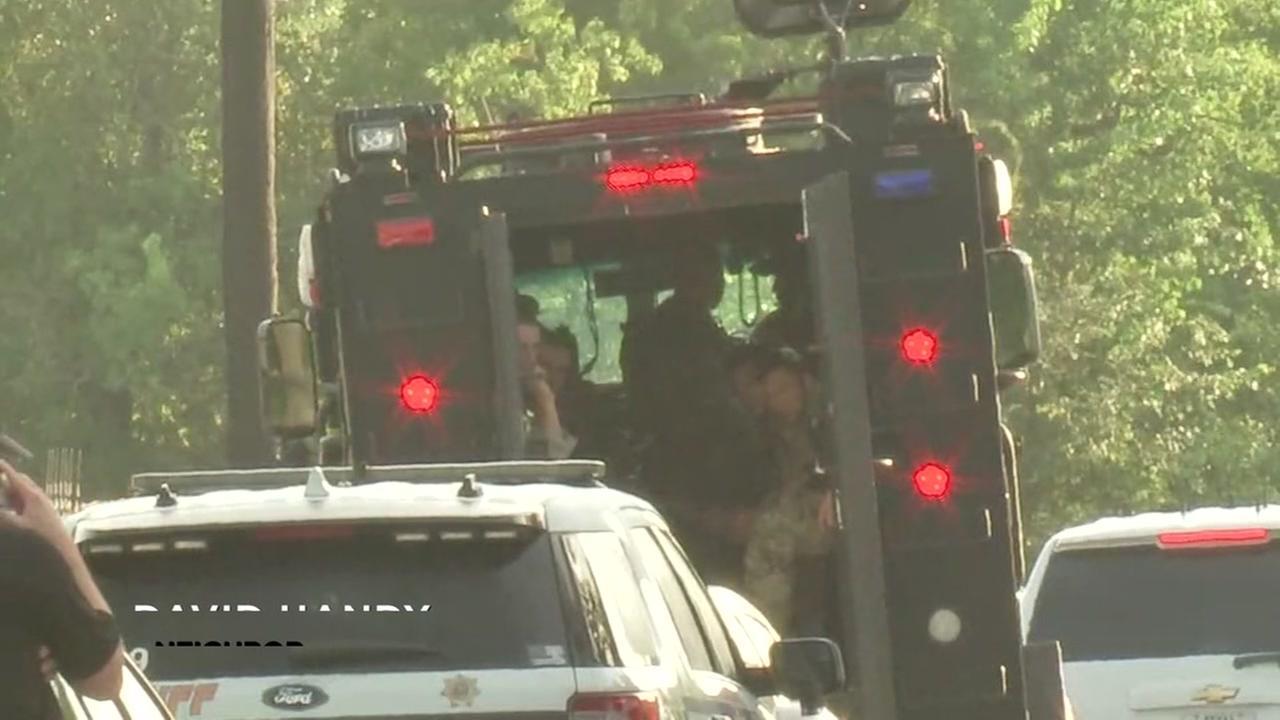 Deputies: Channelview man killed after shooting at deputies