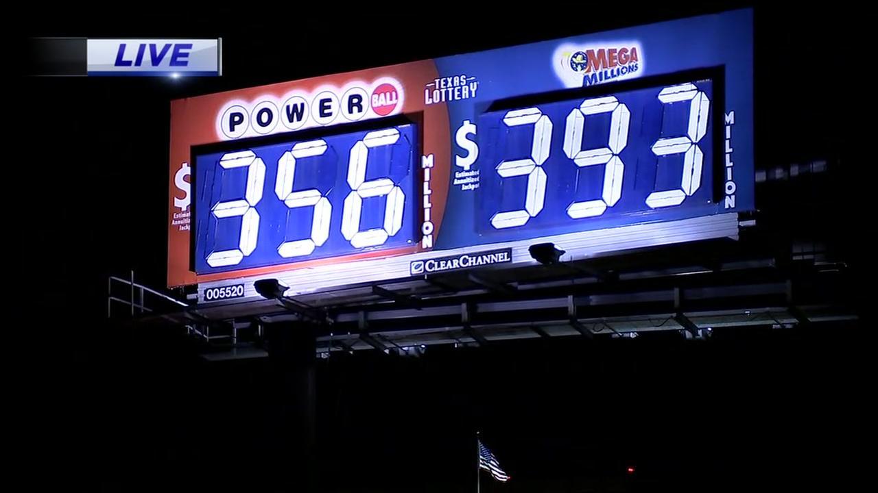 Mega Millions winning numbers drawn