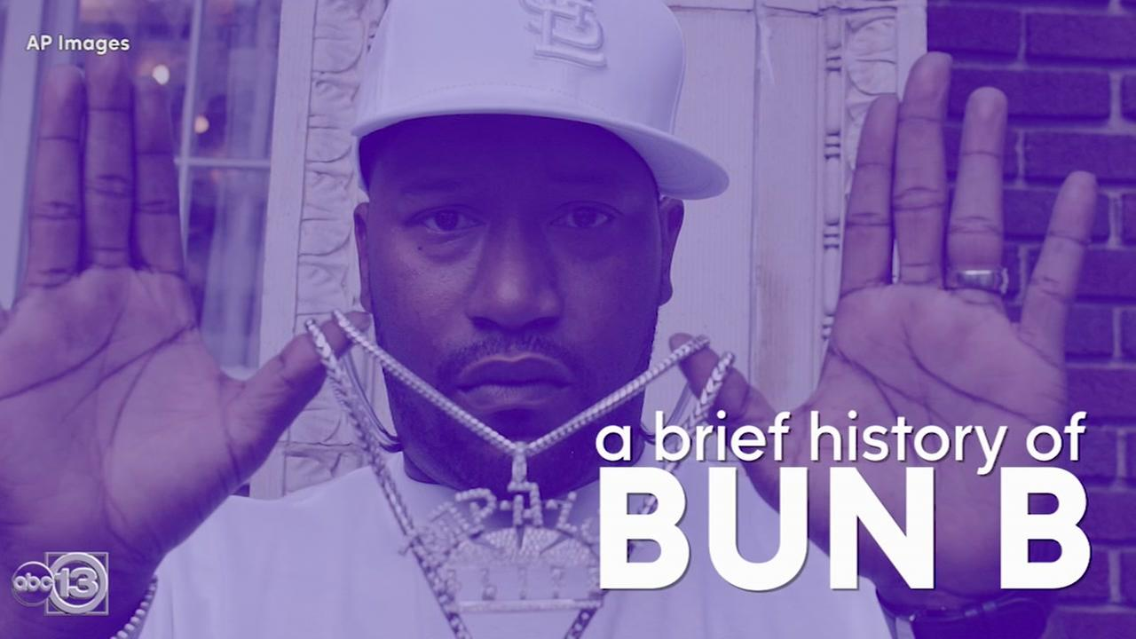 A short history of Houston rapper Bun B