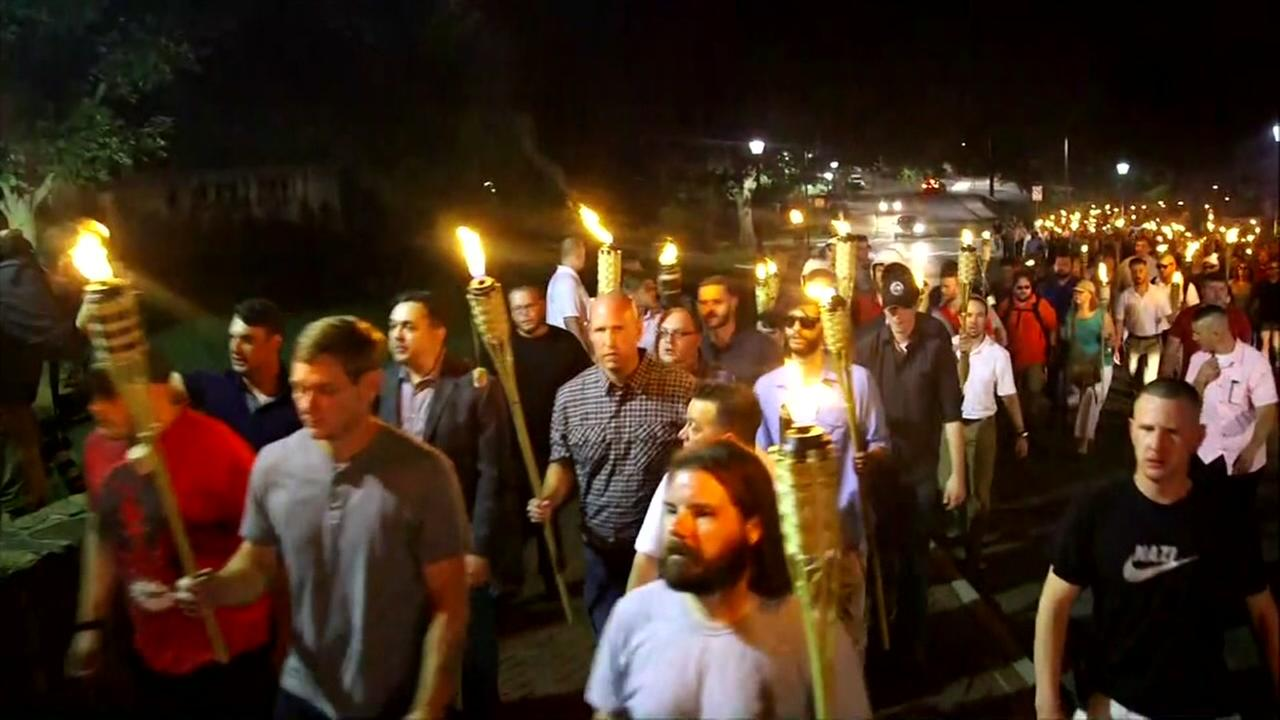 Twitter coalition aims to identify Charlottesville demonstrators