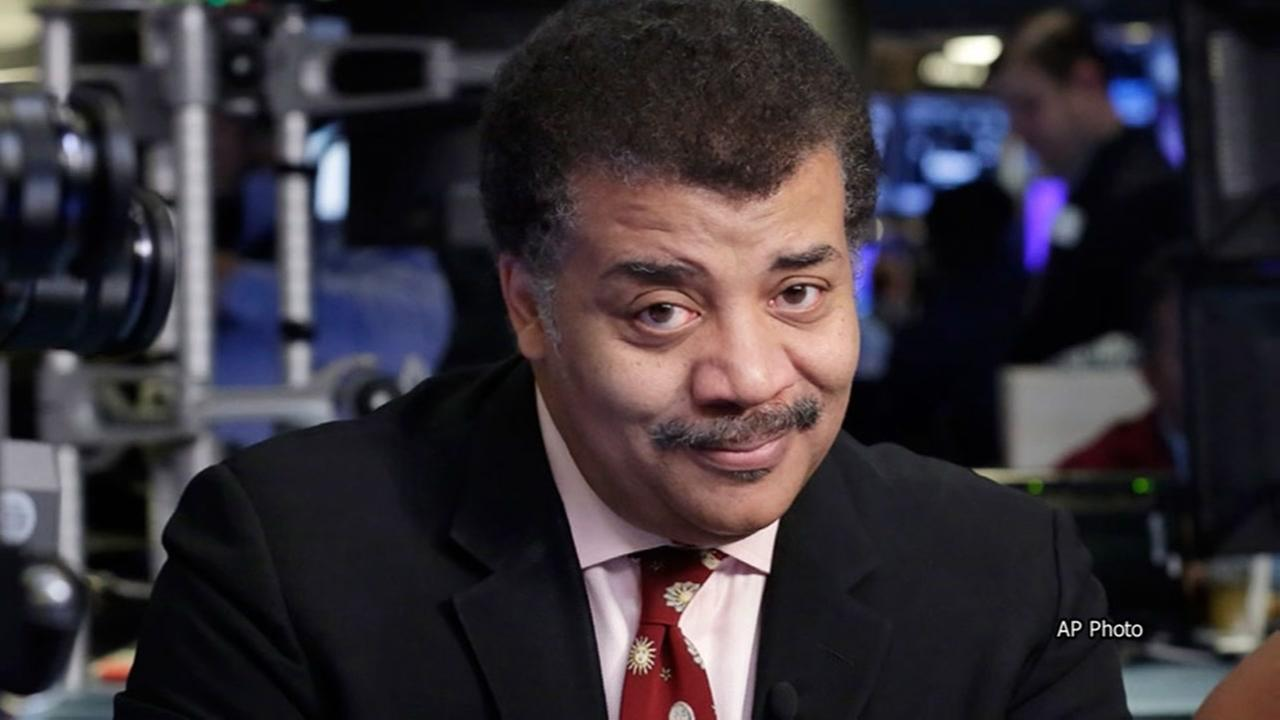 Neil deGrasse Tyson on solar eclipse: Dont video it