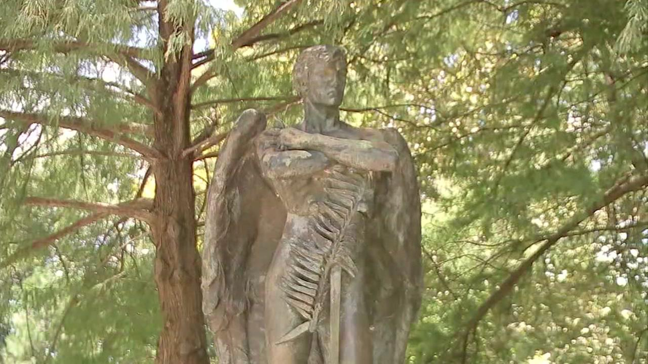 Future of statues debated