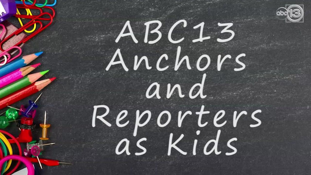 ABC13 anchors and reporters when they were kids