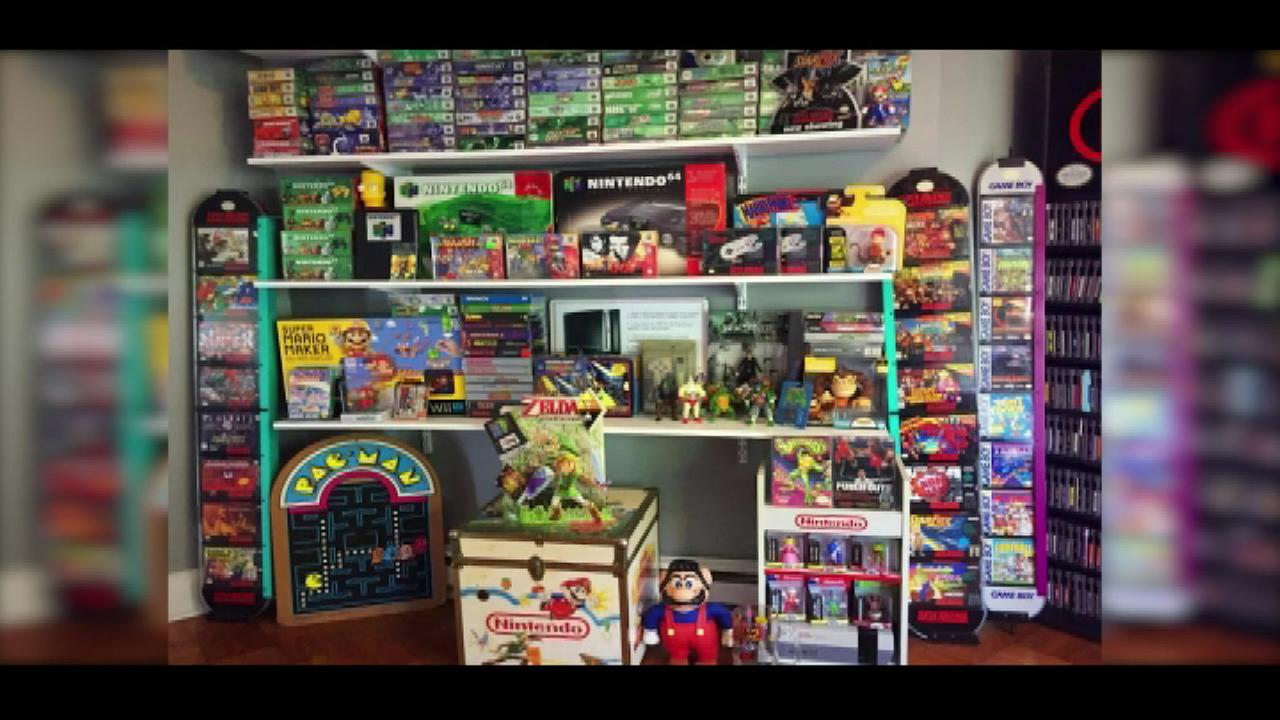 Mans entire video game collection sells for $20K