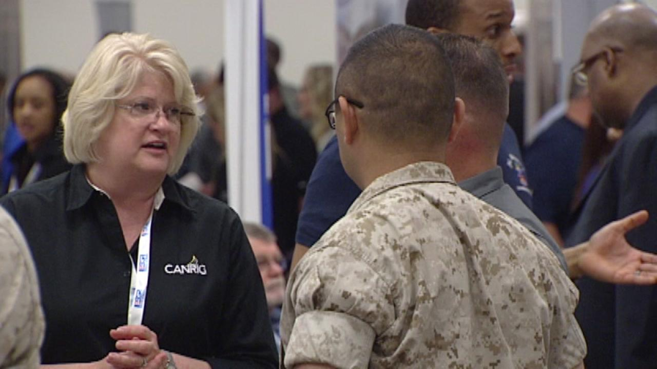 Veteran job fair coming to Houston