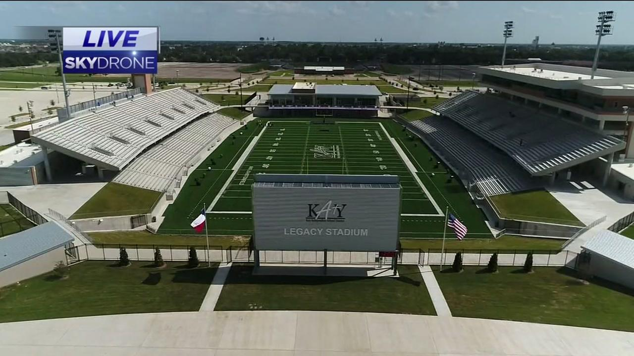 The crown jewel: Katy ISDs $70M stadium