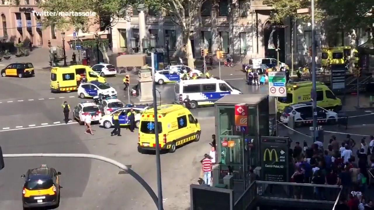 Spanish police thwart possible second attack